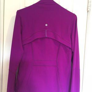 LULULEMON Jacket Size 10 perfect condition